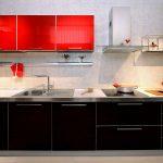 מטבח כפרי בעיצוב מודרני באתר