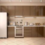 מטבח מודרני בעיצוב מדהים דגם CAramel