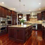 מטבח מעץ מלא דגם Pro Kitchen